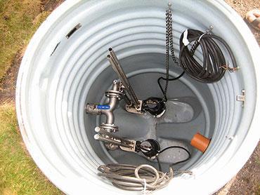 Bolton sump pump